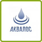Логотип Аквалос