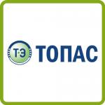 Логотип Топас
